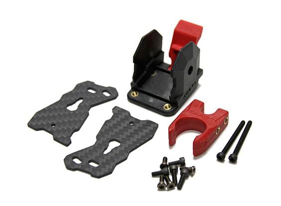 Tarot 680Pro HexaCopter substituição Leg mecanismo de dobramento (1pc) (Black)