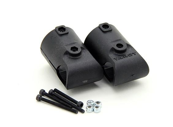 Tarot T810 e T960 25mm a 16 milímetros Kit Landing Gear T Adaptor (2pcs)