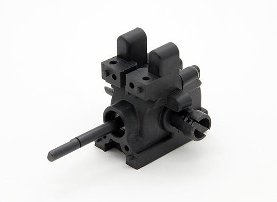 Pré-montagem Gearbox traseiro - Turnigy Pouco Cosmos 1/16 Deriva Car (1pc)