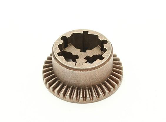 Engrenagem impulsionada - Basher 1/16 Mini Nitro Circus MT