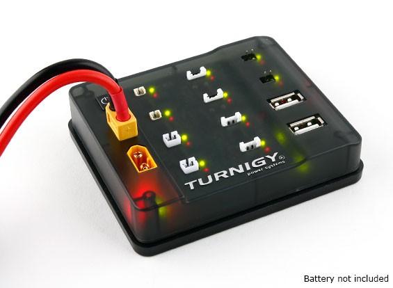 Turnigy Micro Bateria caixa de carregamento