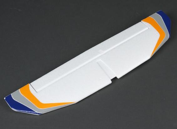 HobbyKing® Bix3 instrutor 1.550 milímetros - Substituição Horizontal Estabilizador