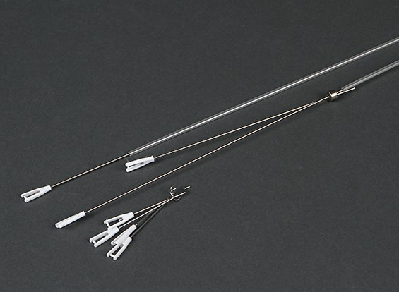 HobbyKing® Bix3 instrutor 1.550 milímetros - Substituição Controle Rod Set