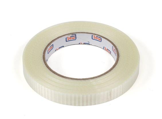 Alta resistência fita de fibra 15 milímetros x 50m