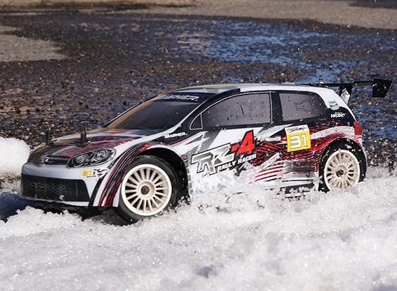Basher RZ-4 1/10 Rally Racer (Pre-Assembled Kit)