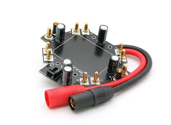 Walkera QR X800 FPV GPS Quadrotor - Conselho de Distribuição de Energia