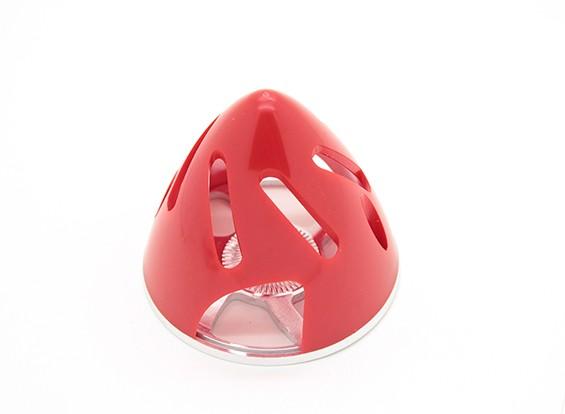 Turnigy Turbo Spinner (63 milímetros) Vermelho