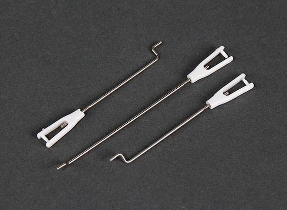 HobbyKing ™ Wingnetic 805 milímetros - Substituição Controle Rod Set