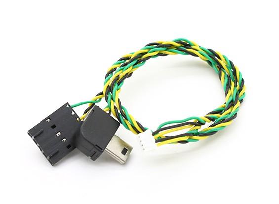 GoPro Hero3 FPV AV Connector / cabo de carregamento (1pc)