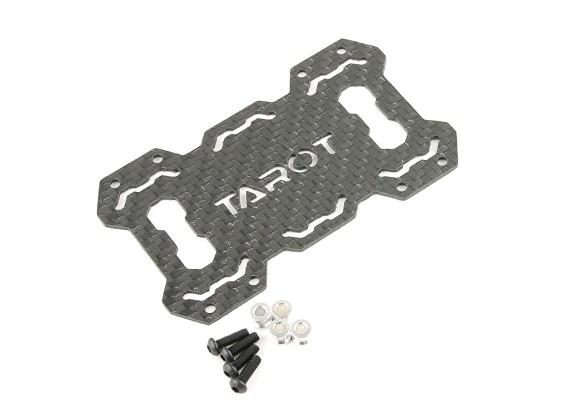Tarot T810 e T960 fibra de carbono Montagem de Bateria