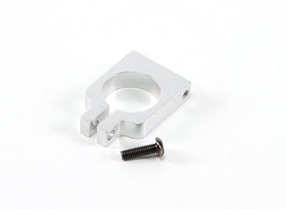 Prata CNC de alta precisão grampo do tubo FPV para montagem FPV