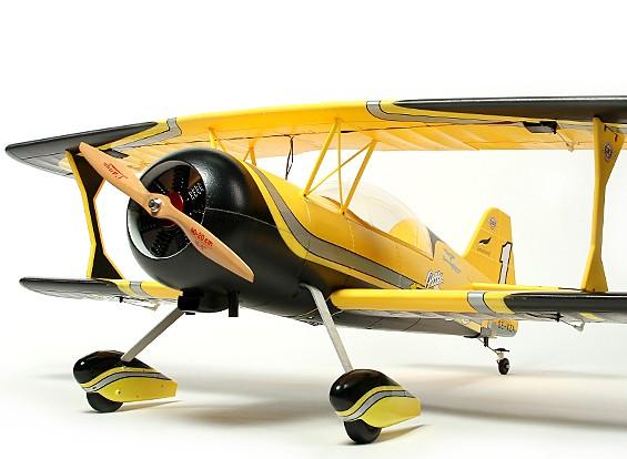 Pitts Python Aerobatic Biplane EPO 1,400 milímetro (PNF)