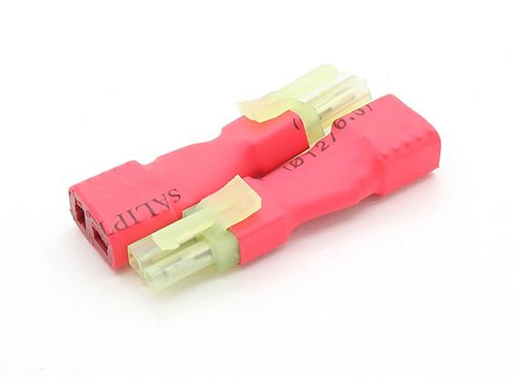 Mini Tamiya a T-Connector Adapter Bateria (2pcs / bag)