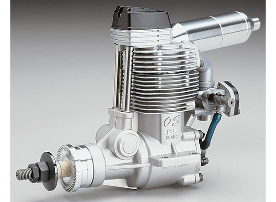 OS FS-120S III rodeado Quatro fulgor tempos motor