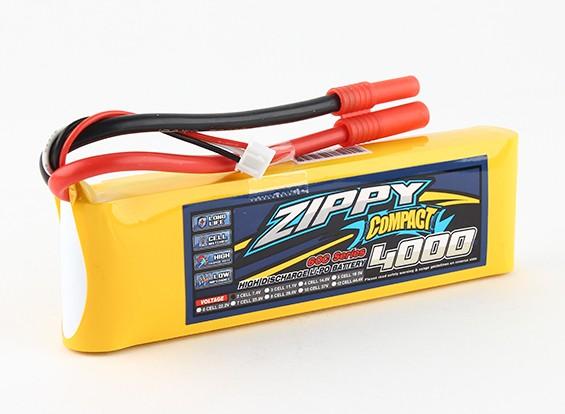 ZIPPY Compact 4000mAh 2s 60c Lipo pacote