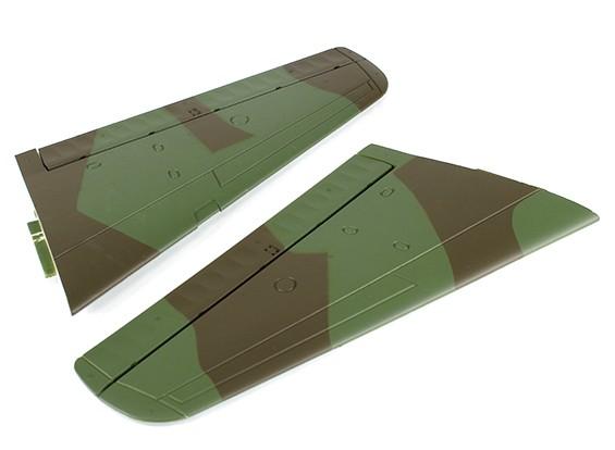Durafly Me-163 950 milímetros - Substituição Principal Wing (Par)