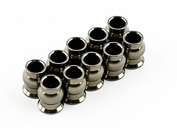 Susp opcional. Braço Pin Balls (10pcs) - BSR Corrida BZ-222 1/10 2WD Corrida Buggy