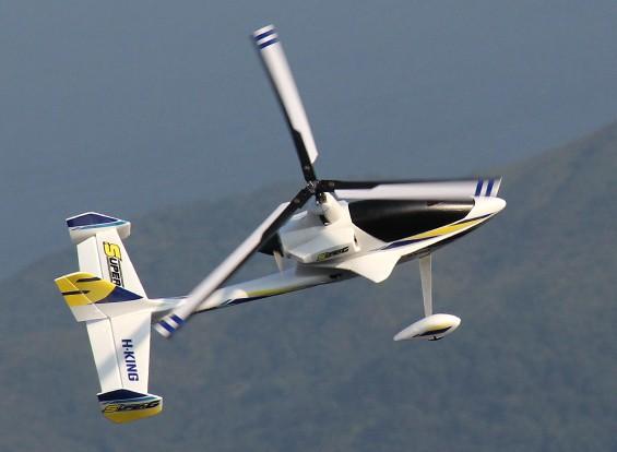 HobbyKing ™ Super-G Autogiro EPO 1.080 milímetros (PNF)
