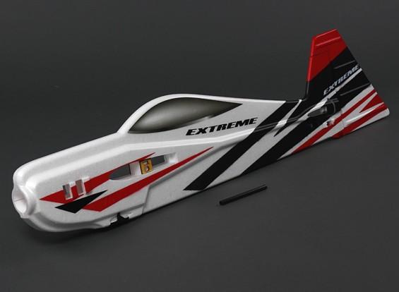 1.100 milímetros 3D Extreme - Substituição Fuselagem