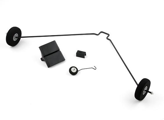 1.100 milímetros 3D Extreme - Substituição Landing Gear Set