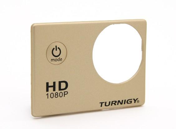Turnigy ActionCam substituição Faceplate - Bronze