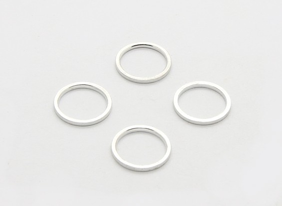 BSR Corrida M.RAGE 4WD M-Chassis - Diff O-Rings (4pcs)