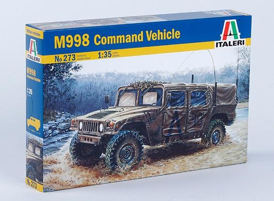 Italeri 1/35 Escala Kit US M998 Comando plástico modelo de veículo
