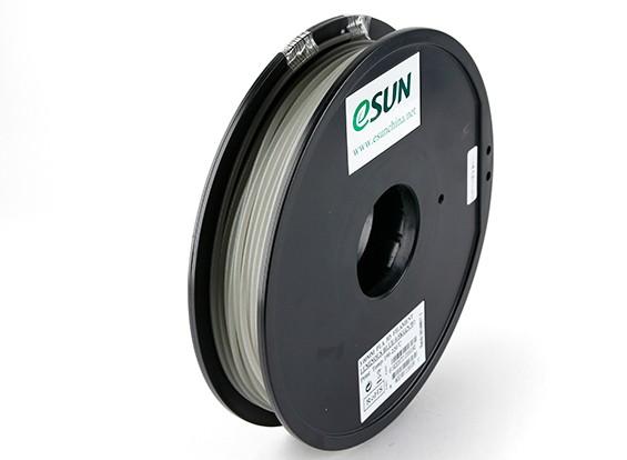 Filament Printer ESUN 3D Luminous Azul 3 milímetros PLA 0.5KG Spool