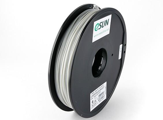 Printer ESUN 3D filamento luminoso azul 1,75 milímetros ABS 0.5KG Spool