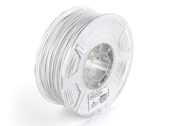 Printer ESUN 3D Filament Branco 1,75 milímetros ABS 1KG rolo