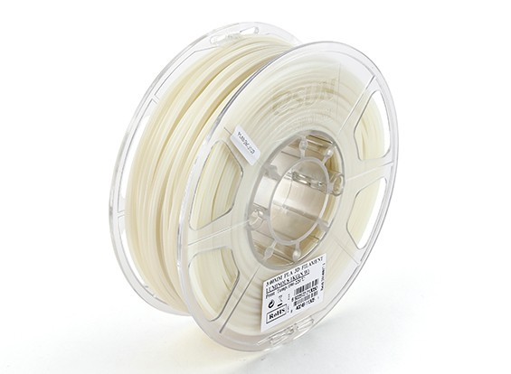 Filament Printer ESUN 3D Luminous Verde 3 milímetros PLA 1KG rolo