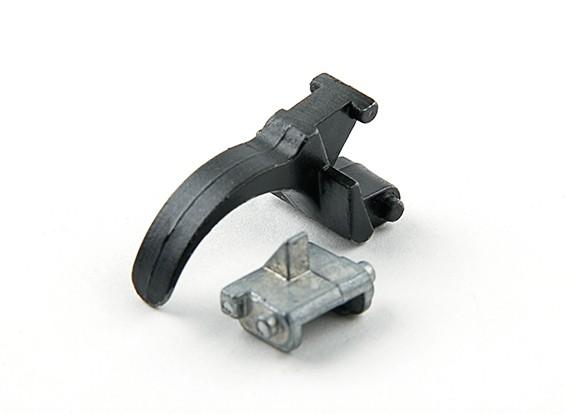 Núcleo Airsoft Aço gatilho para AK47 / AK74 AEG