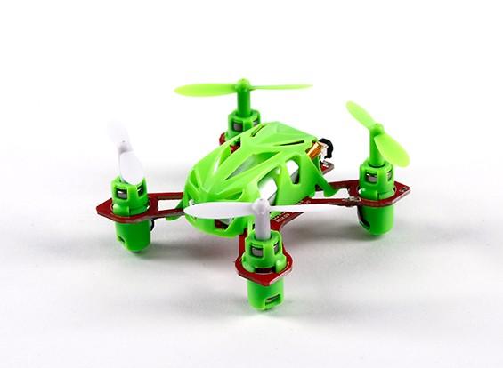 WLToys V272 2.4G 4CH Quadrotor cor verde (pronto para voar) (Modo 1)