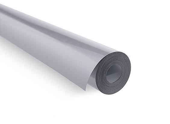 Cobrindo Film prata sólida (5mtr) 115