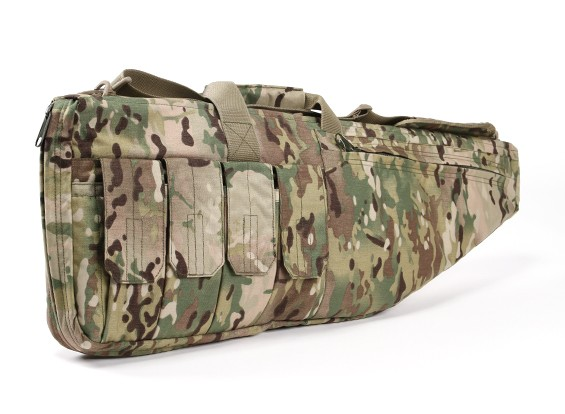 Tactical Rifle Gun Bag SWAT 34 polegadas (Multicam)