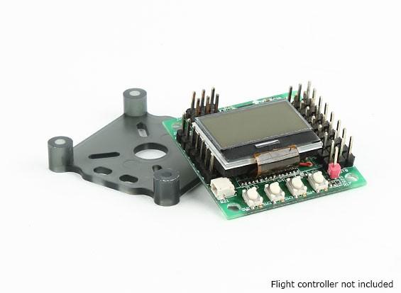 Mini controlador de vôo Base de montagem 30,5 milímetros Naze32, KK Mini, CC3D, Mini APM (30,5 milímetros, 36 milímetros)