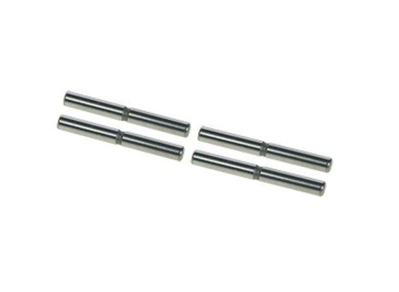 Suspensão Outer Set Pin - 3Racing SAKURA FF 2014