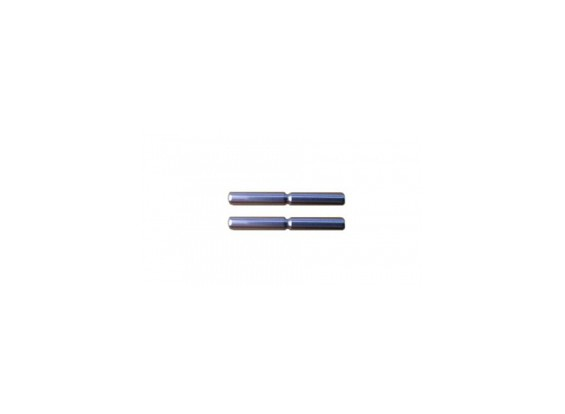 Suspensão traseira Outer Pin Set - 3Racing SAKURA FF 2014