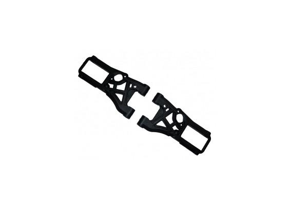 Graphite Composite Suspensão Dianteira Arm - 3Racing SAKURA FF 2014