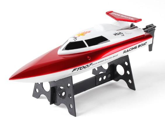 FT007 Vitalidade V-Hull Corrida de Barco 360 milímetros - Vermelho (RTR)