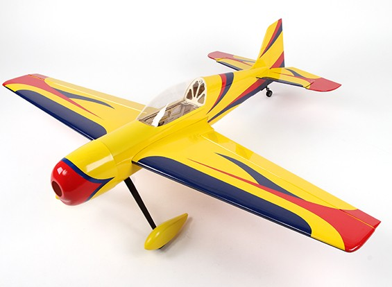 Balsa 1,250 milímetros HobbyKing ™ Typhoon 3D (ARF)