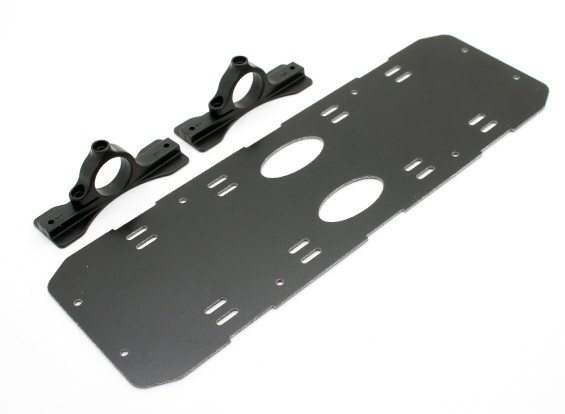 Assalto ceifeira 500 - Placa principal do Frame / Radio Tray (REAPER500-Z-25)