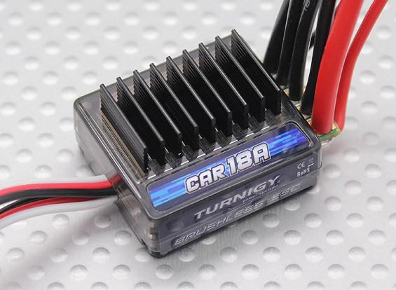 Turnigy Brushless ESC 18A w / Programa reverso.