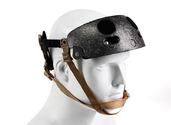 kit Liner FMA ACH OCC-dail para ACH helment (TAN)