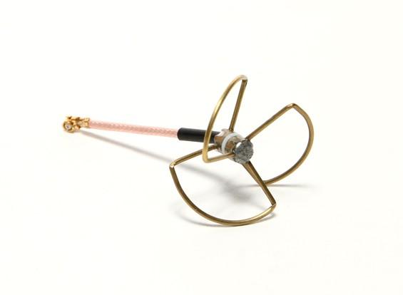 Micro 5.8GHz Circular polarizada antena (UFL)