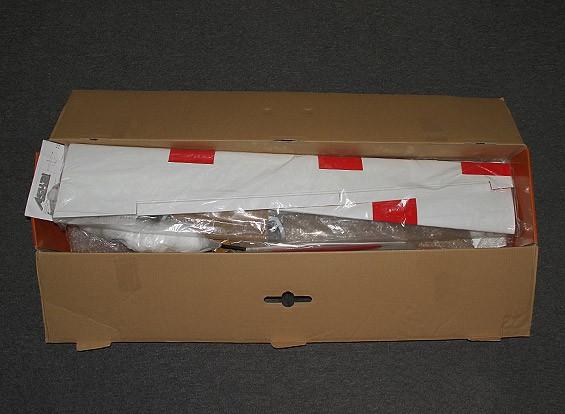 RISCO / DENT ASK21 EP Glider 2,600 milímetros de fibra de vidro (ARF)