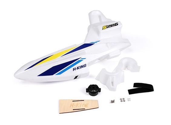 Hobbyking ™ Super-G Autogiro - Forward Fuselagem