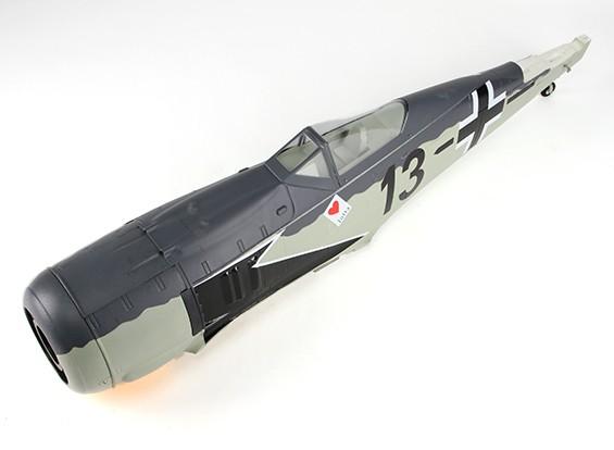 HobbyKing ™ Focke Wulf FW-190 1.600 milímetros - Fuselagem