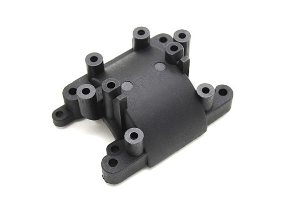 Gear Box Caso A - H.King Rattler 1/8 4WD Buggy