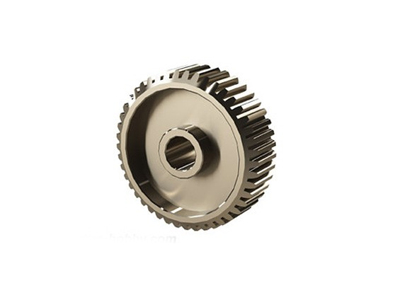Ativo Hobby 49T / 3,175 milímetro 84 de Pitch duro revestido de alumínio Pinhão